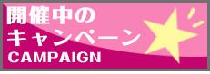 開催中のキャンペーン