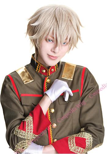 Fate/Grand Order ガウェイン 風 ウィッグ