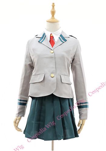 僕のヒーローアカデミア 雄英高校 風 女子制服