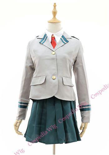 ヒロアカ 雄英高校 風 女子制服